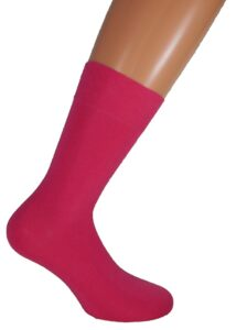 Casual socks Fuchsia