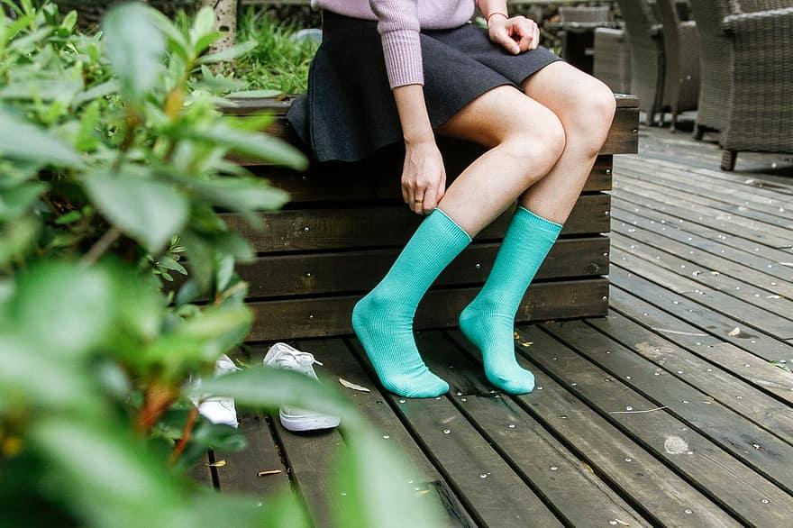 Γυναικείες κάλτσες κατάστημα