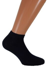 mens short socks navy